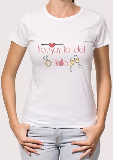 Camiseta Yo Anillo