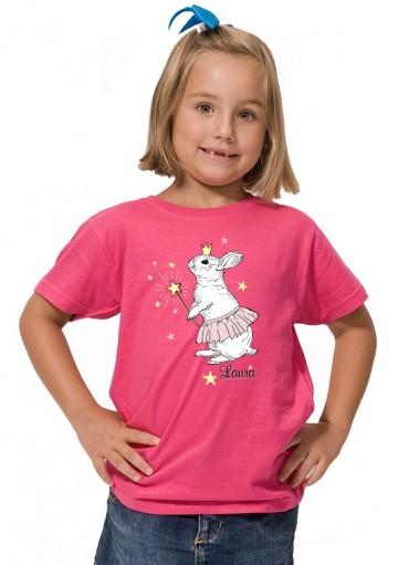 Camiseta Conejita Princesa