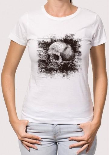 Camiseta Calavera Tinta