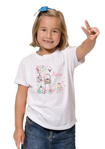 Camiseta Gatitos Personalizada