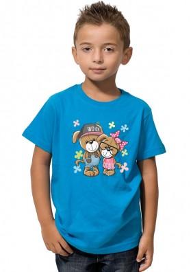 Camiseta Perritos