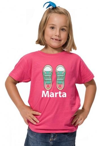 Camiseta Zapatos Personalizada