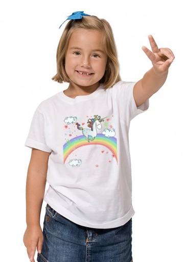 Camiseta Unicornio Niños