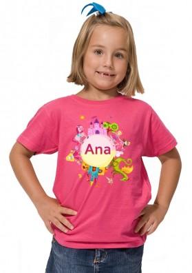 Camiseta Cuento Personalizado