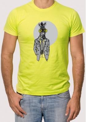 Camiseta Cebra Hipster