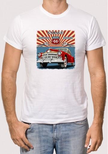 Camiseta Garaje Service