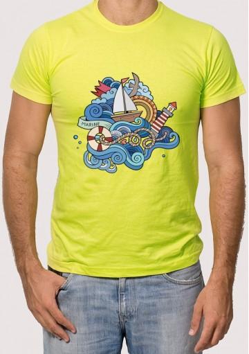 Camiseta Marinero Clásico