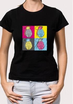 Camiseta Cerebro Explosivo