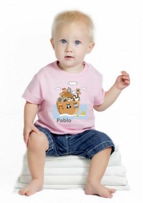 Camiseta Barco Bebé