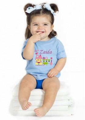 Camiseta Pajarito Personalizada