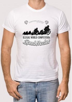 Camiseta Speed Master