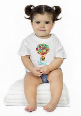Camiseta Globo Osito