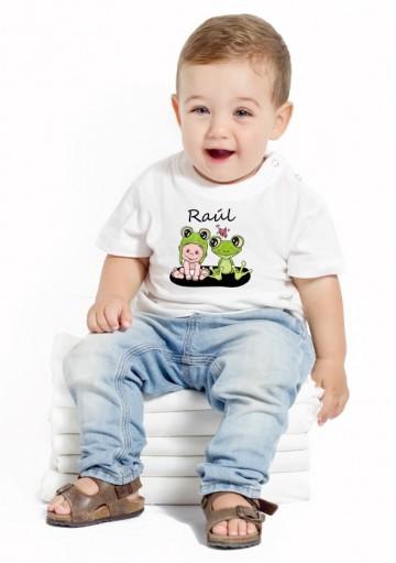 Camiseta Niño Ranita