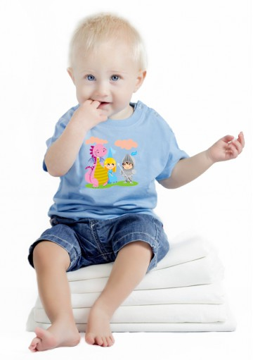 Camiseta Cuento Niños