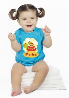Camiseta Tortuga Personalizada