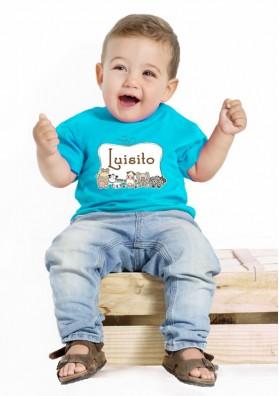 Camiseta Bebé Peluches