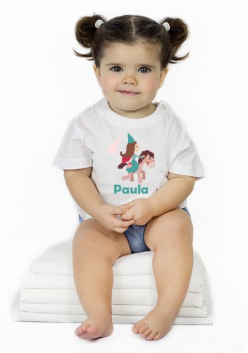 Camiseta Princesa Pony