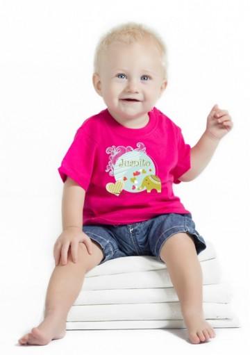 Camiseta Bebé Elefante