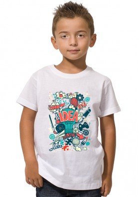 Camiseta Niño Ideas