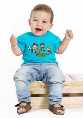 Camiseta Bebé Futbol