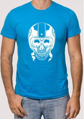 Camiseta Calavera Moteros