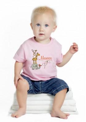 Camiseta Personalizada Animales