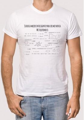 Camiseta Se Busca Novia