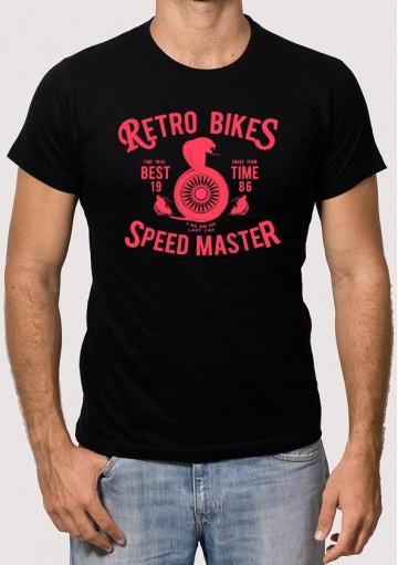Camiseta Retro Bikes