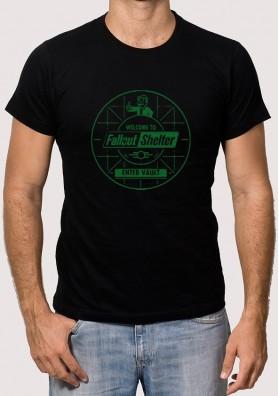Camiseta Fallout Shelter
