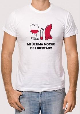 Camiseta Despedida La Última Noche