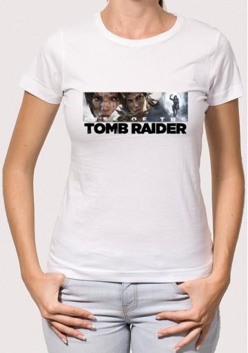 Camiseta Rise Tomb Raider