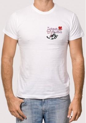 Camiseta Solidaria Zarpas y Huellas 2