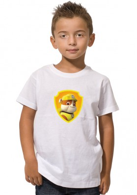 Camiseta Rubble Patrulla