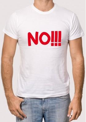 Camiseta No!