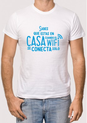 Camiseta Casa Wiffi