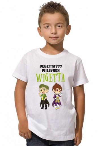 Camiseta Wigetta