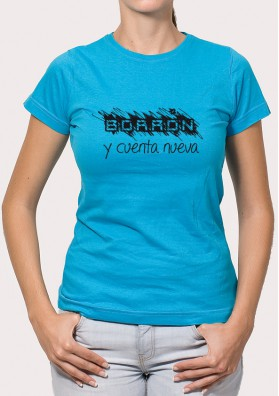 Camiseta Borrón