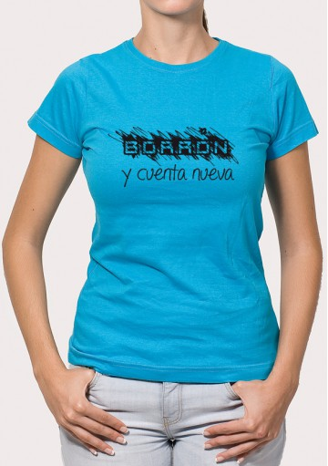 Camiseta Borrón