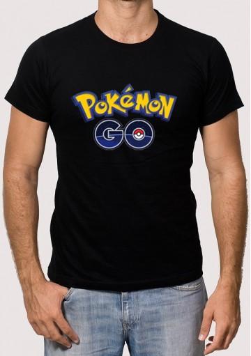 Camiseta Logo Pokémon GO