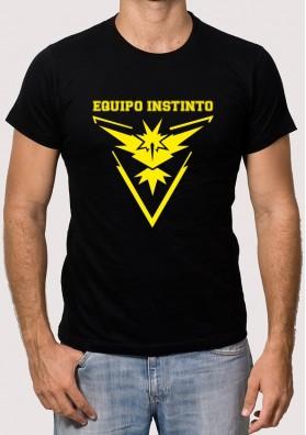 Camiseta Equipo Instinto