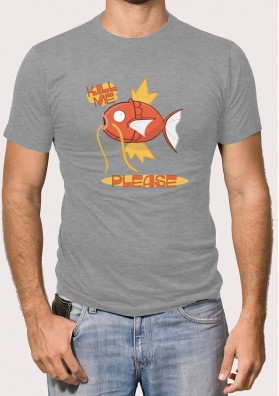 Camiseta Magikarp
