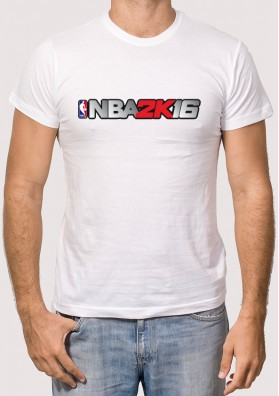 Camiseta Nba 2K16