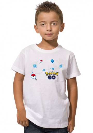 Camiseta Pokeparada Niño