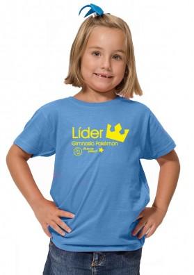 Camiseta Líder Pokémon GO Niño