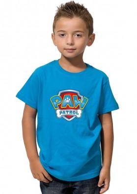 Camiseta Logo Paw Patrol