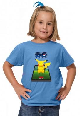 Camiseta Pantalla Pokémon GO