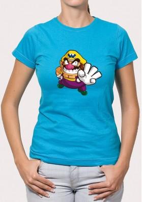 Camiseta Wario Land