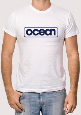 Camiseta Logo Ocean