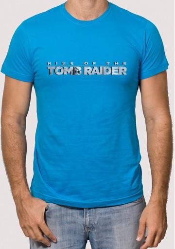 Camiseta Logo Rise Tomb Raider
