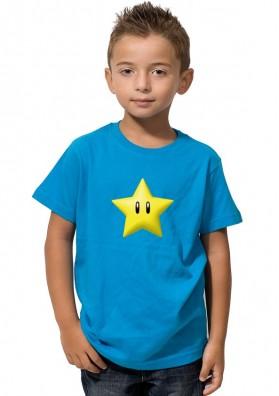 Camiseta Estrella Mario